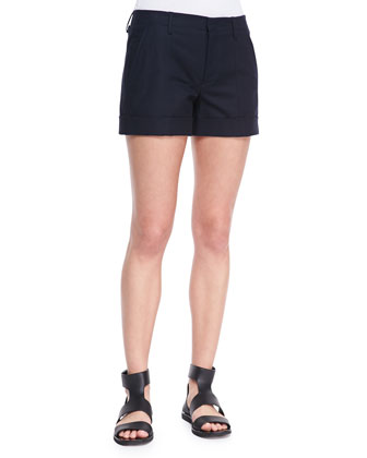 Slim Cargo Shorts, Coastal