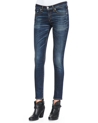 The Skinny Doheny Denim Jeans