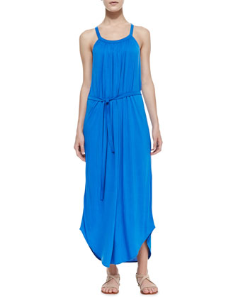 Laguna Sleeveless Jersey Maxi Dress