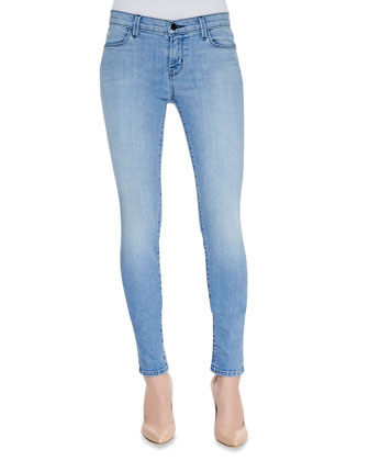 Photoready Skinny-Leg Denim Jeans
