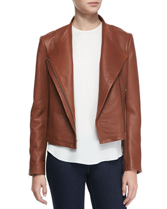 Phelan New Ford Leather Jacket