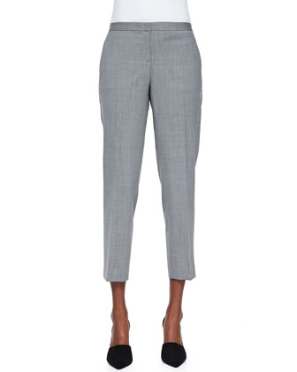 Betoken Cropped Suit Pants