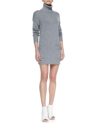 Shera B Knit Sweaterdress
