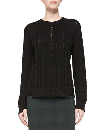 Nala Boyfriend Pullover Sweater