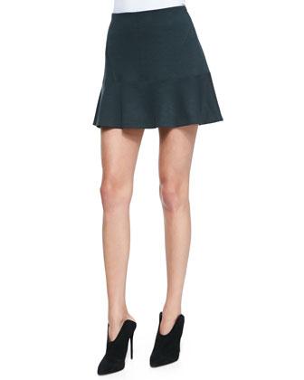 Albany Milano Flounce Skirt