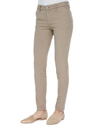 Twill Trouser Skinny