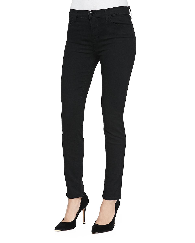 J Brand Jeans Mid-Rise Skinny Pants, Vanity, Size: 31