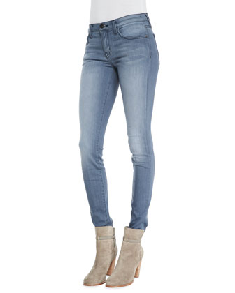 Briggs Ankle-Cropped Denim Jeans