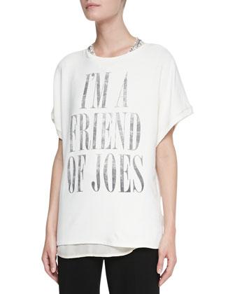 Friend of Joes Knit Sweatshirt