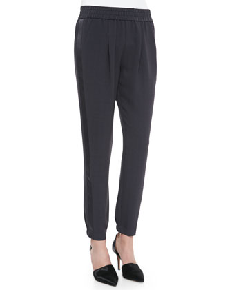 Knit Pull-On Pants