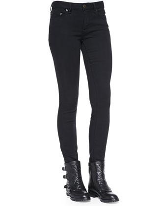 Stick Skinny Twill Jeans