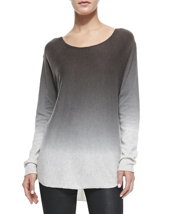 Cashmere Raina Degrade Sweater