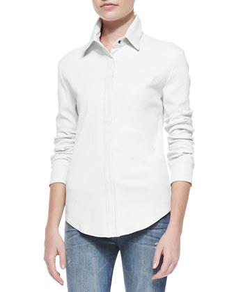 Lambskin Industrial Shirt