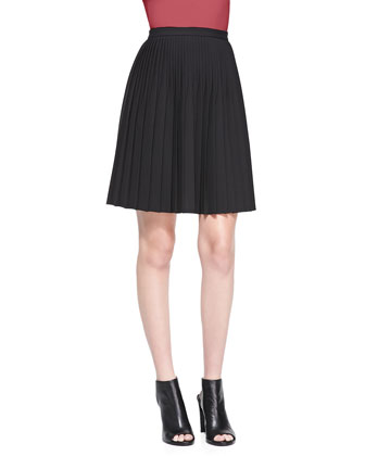 Zeya Urban Pleated Skirt