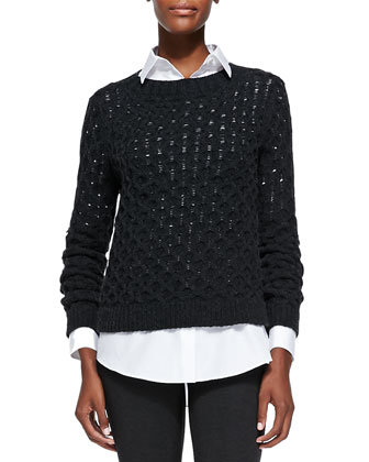 Koralyn Lightweight Knit Sweater