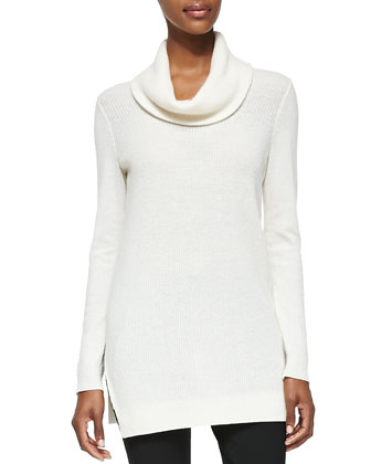 Cashmere Madalinda Tunic Sweater