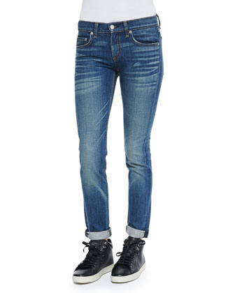 Dre Bradford Slim Boyfriend Jeans
