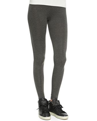 Terza Stretch-Slub Leggings