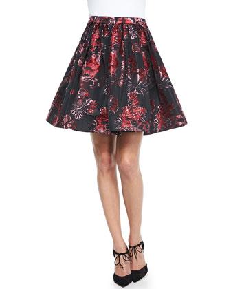 Pia Pouf Full Skirt