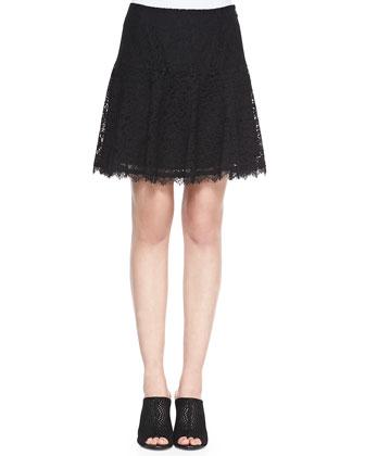 Maika Lace Skirt