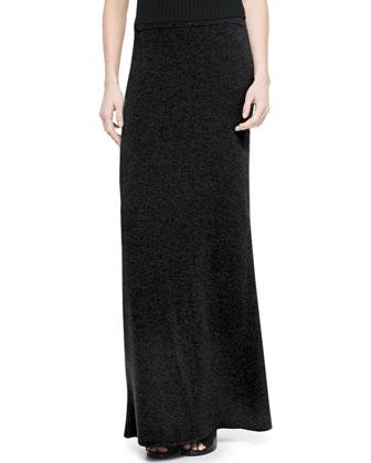 Cashmere Niya Knit Maxi Skirt