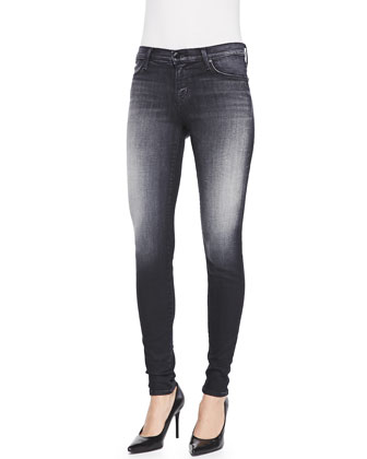 910 Polarized Low-Rise Skinny Jeans
