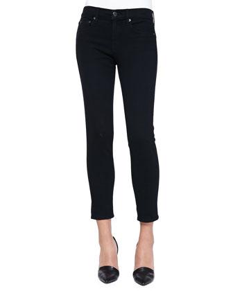 Mason Slim Cropped Jeans, Standard