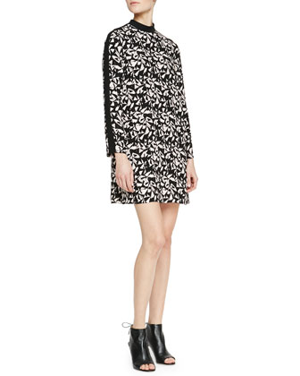 Isley Long-Sleeve Dress