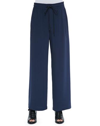 Massive Pants W/ Drawstring Waist