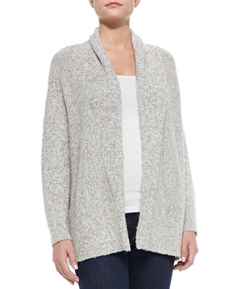 Bellamy Open-Front Sweater Jacket
