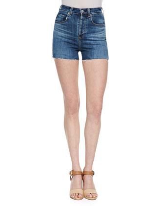 The Fifi High-Waist Shorts