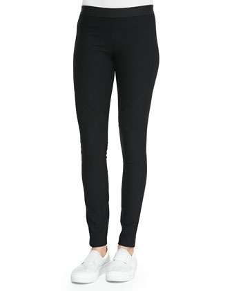 Pull-On Jersey Leggings