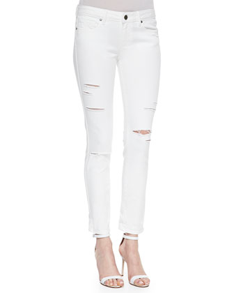 Jimmy Jimmy Skinny Distressed Jeans