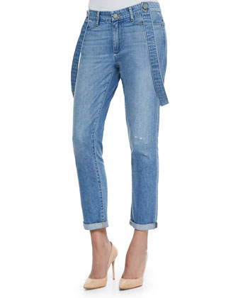 Phillipa Tomlin Overall Denim Jeans