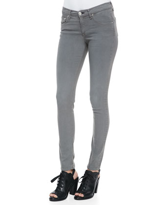 The Skinny Jeans, Distressed Sage