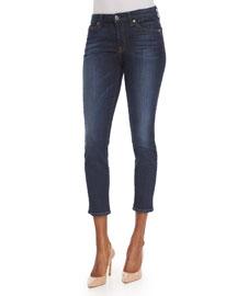 Kimmie Cropped Jeans, Heritage Medium