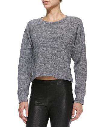 Jolene Pullover W/ Contrast Sides
