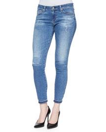 Super Skinny Denim Ankle Jeans, 20 Years