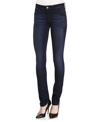 Grace High-Rise Slim-Fit Jeans