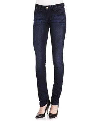 Grace High-Rise Slim-Fit Jeans