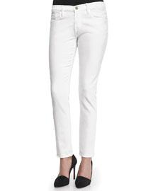 Le Garcon Blanc Denim Jeans