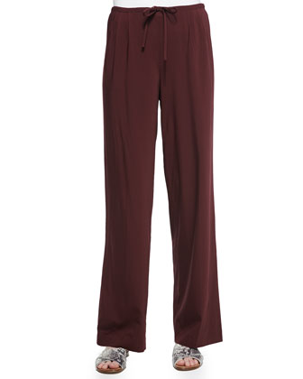 Tavimmy Pull-On Drawstring Pants