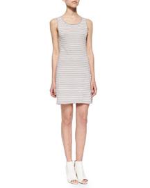 The Louella Striped Tank Dress