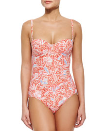Emmarentia Underwire One-Piece Swimsuit