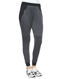 Eve Colorblock Track Pants