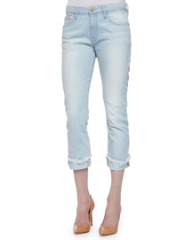 Le Grand Garcon Cropped Skinny Jeans, Earls Court