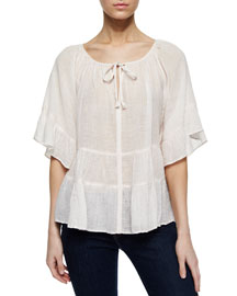 Ristabelle Opulesence Gauze Top