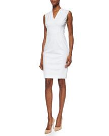 Cambridge Sleeveless Sheath Dress