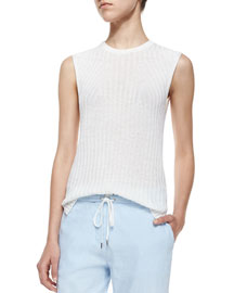 Koryon Sag Harbour Sleeveless Top