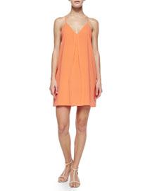 Fierra Coral Racerback Dress